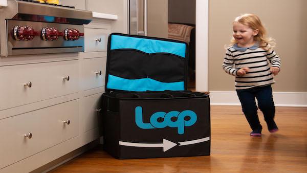 使い捨て容器は不要 未来の消費活動を占う「LOOP」という仕組み