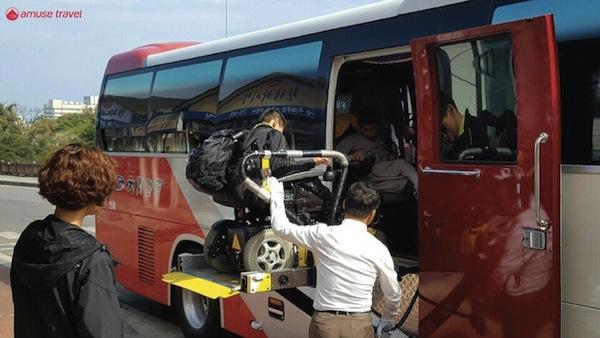 音、匂い、手触り…障がいのある人たちが、ワクワクできる旅を! 韓国ツアー会...
