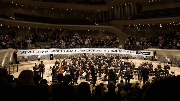 ヴィヴァルディの「四季」に気候変動の影響が? 独オーケストラの斬新な試み