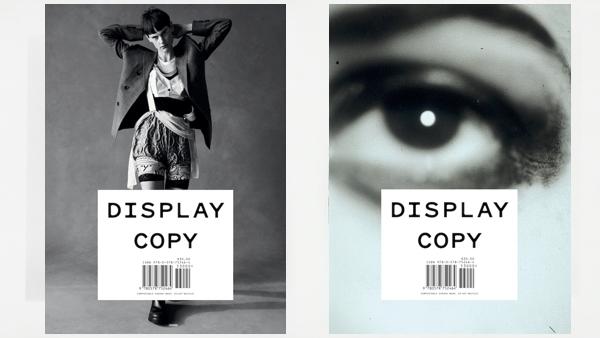 新品の服を載せないファッション誌「Display Copy」...