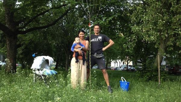 赤ちゃんが生まれたら1本の木を植えよう! ストーリーのあるドイツの緑化プロ...
