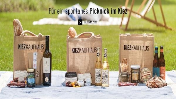街の商店での買い物が、ワンクリックで! ドイツのエコ&ローカルなオンライン...