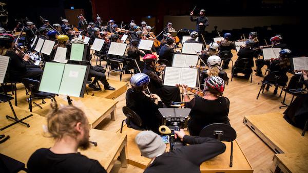 世界初! カーボンニュートラルを目指すフィンランドの交響楽団